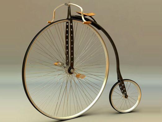 Хто винайшов велосипед?