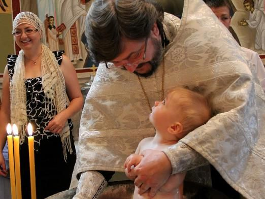 Хто може бути хрещеним?