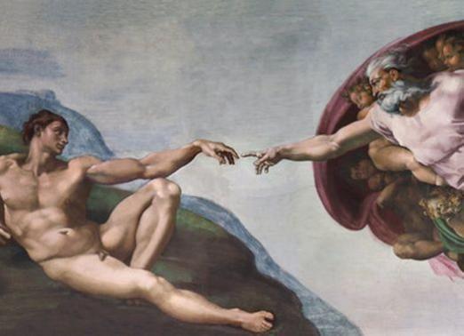 Хто створив людину?