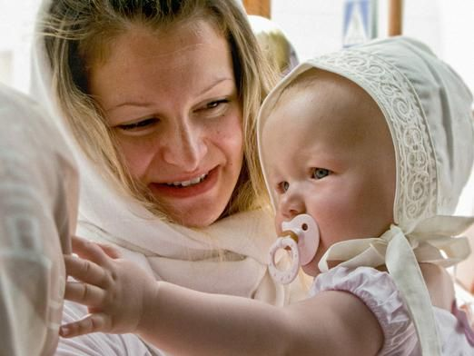 Чи можна хрестити першою народилася дівчинка?