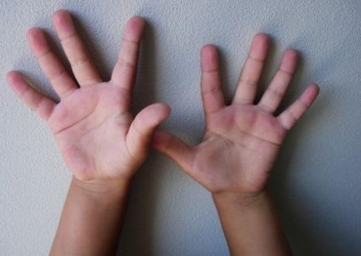 На якій руці дивитися лінії?
