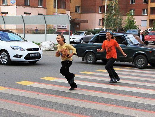 Правила поведінки на вулиці