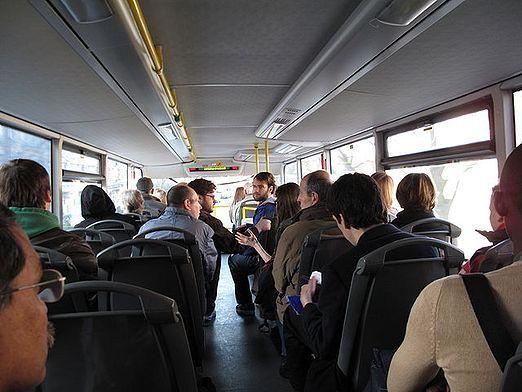 Правила поведінки в транспорті