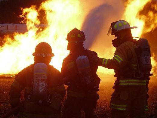 Причини пожеж