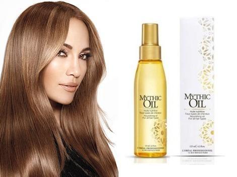 масло для волосся Лореаль екстраординарне
