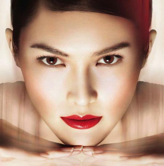 shiseido косметика