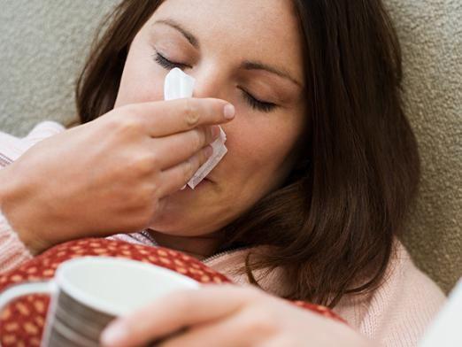 Скільки тримається температура при грипі?