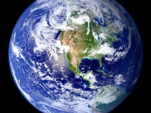 Скільки на землі океанів?
