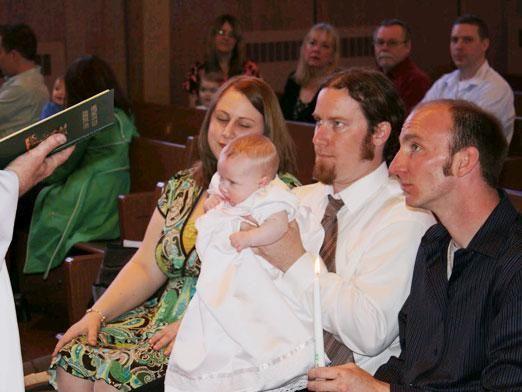 Скільки разів можна бути хрещеним?