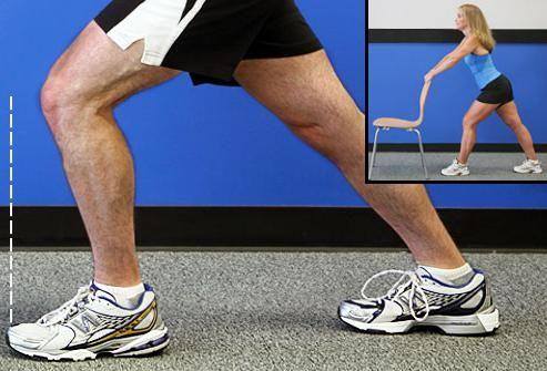 вправи для розтяжки м`язів ніг