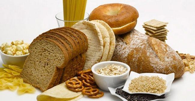 У яких продуктах харчування міститься глютен