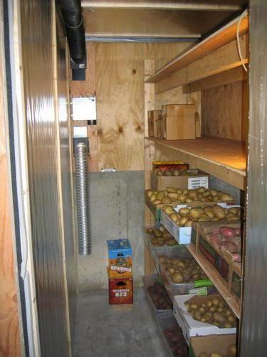 вентиляція льоху в гаражі