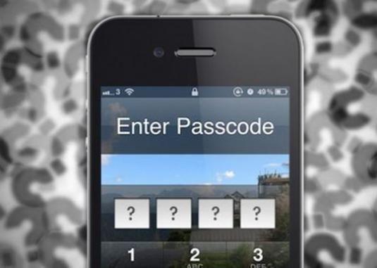 Забув пароль телефону. Що робити?